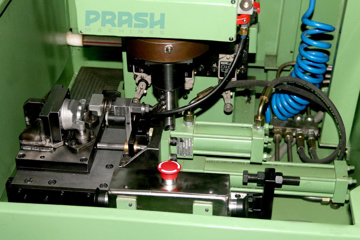 Linear Slide Multi Spindle Milling Machine